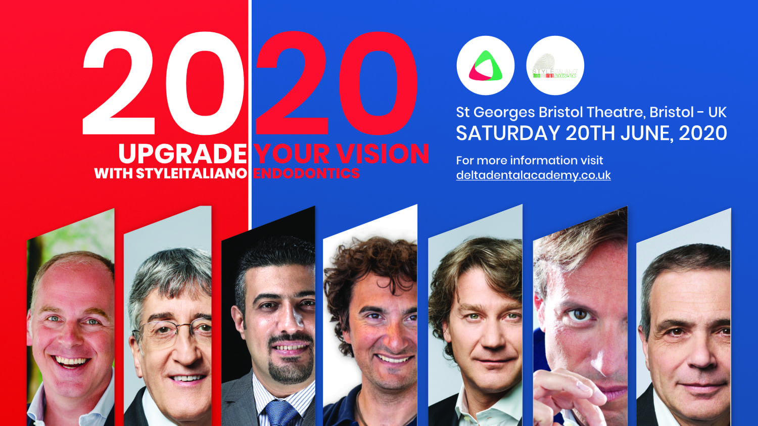 Conference 2020 - Upgrade your vision with Style Italiano Endodontics
