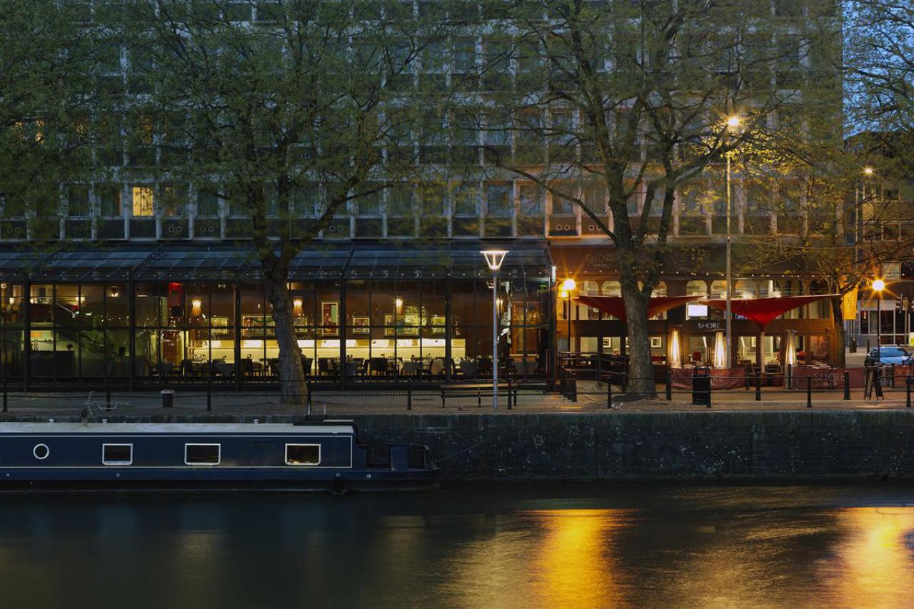 Marryot Hotel Bristol Center